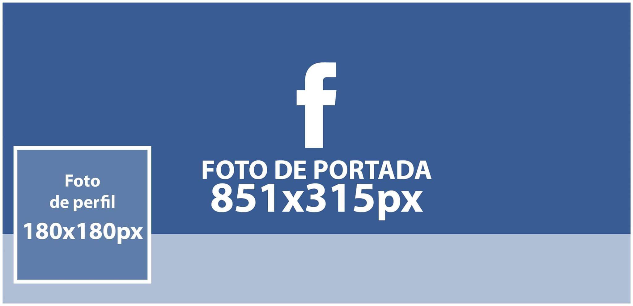 ¿Cuánto deben medir las imágenes en Facebook? Portada, Publicaciones, GIFs y más.