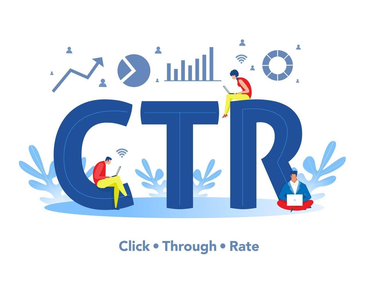 CTR de Google Ads
