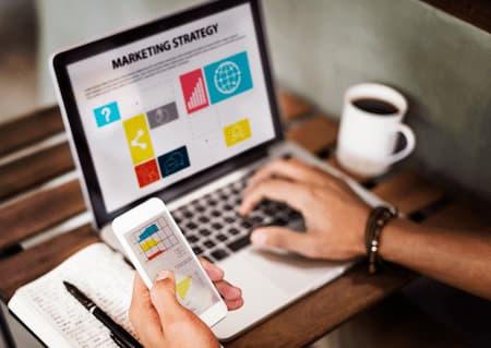 Creación de estrategias de Marketing Digital (Online)