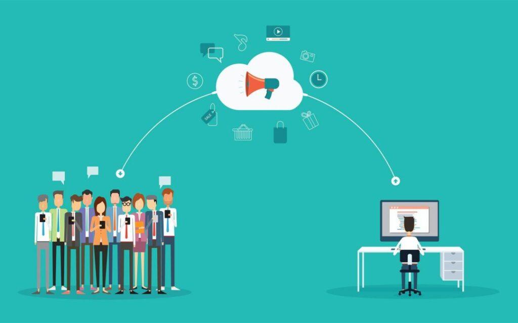 marketing digital vs marketing presencial
